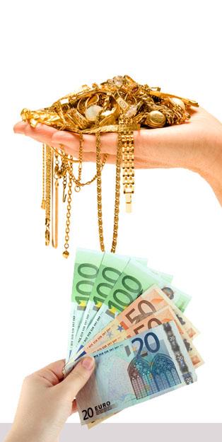 Gold- und Silber-Ankauf Rochlitz-Briefgold