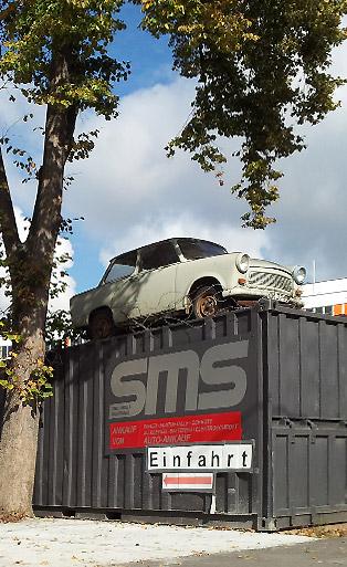 SMS Sterns Metall & Schrotthandel Rochlitz